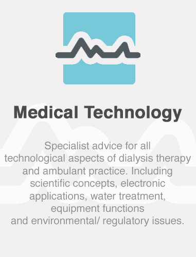 Modular Dialysis Center: Medical Technology