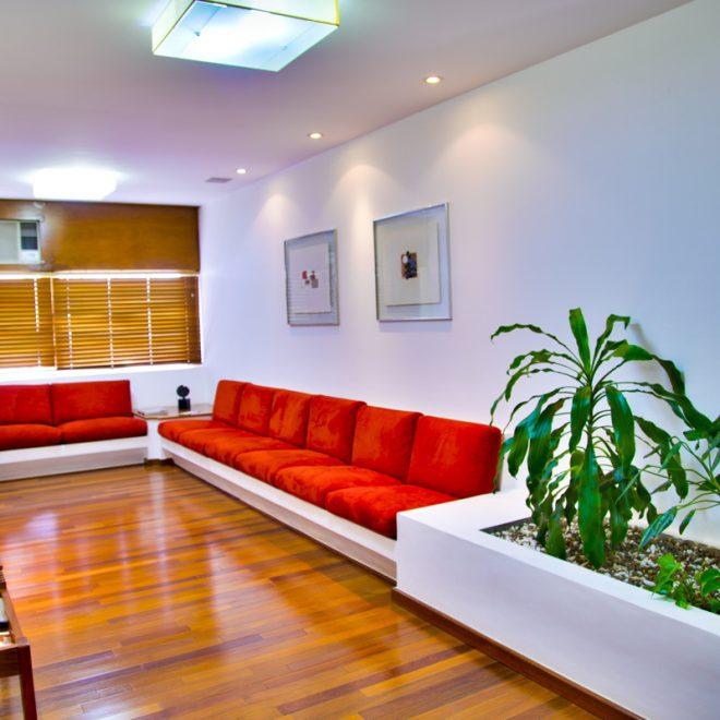 Dialysis Center Ya Aburnee: Waiting room